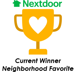Nextdoor Neighborhood Favoriter Trophy icon