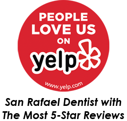 People Love Us on Yelp decal